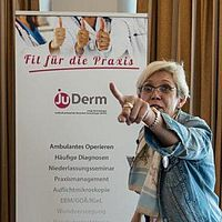 Dr. med. Pia Girbig im Workshop
